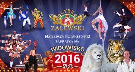 Cyrk Zalewski w Szczecinku już w niedzielę!