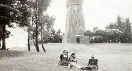 Niedzielna majówka przy wieży Bismarcka