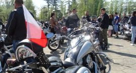 Kilkuset motocyklistów paradowało ulicami