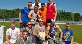 Złota drużyna lekkoatletów z ZS6