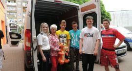 Niezawodni wolontariusze z 16-9 Hufca Pracy w Szczecinku