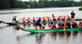 Zawody smoczych łodzi. Zaproszenie