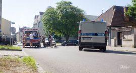 Kolejne potrącenie rowerzysty na Kościuszki