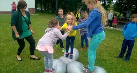 Rodzinny piknik sportowy w Barwicach