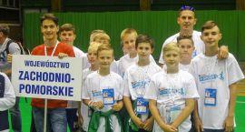 Gryf na turnieju Kinder+Sport