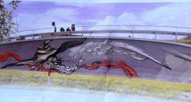 Powstaje mural odporny na zniszczenie. Wreszcie