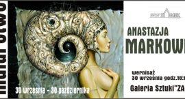 Wystawa malarstwa Anastazji Markowicz