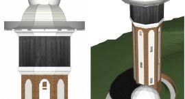 W wieży ciśnień - obserwatorium i planetarium