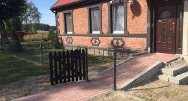 Kronospan wyremontował dom dla Zuzi