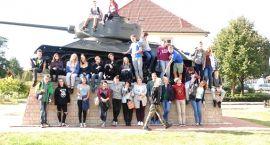 Młodzież niemiecka z wizytą w Bornem Sulinowie
