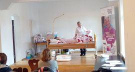 Szkolenie z zakresu opieki nad osobami przewlekle chorymi