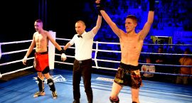 Bartosz Grat zwycięża w Pile