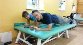 Robią #Plank dla Centrum SM