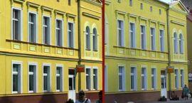 Z żółtego na żólty