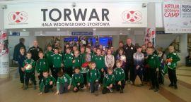 Największa na świecie lekcja WF z zawodnikami z Barwic