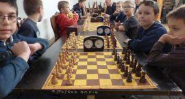 Grali w szachowym turnieju mikołajkowym