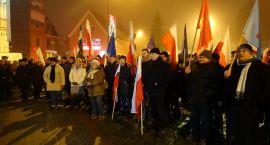 W Szczecinku proszą o demokrację i wolne media