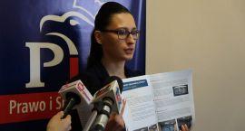Małgorzata Golińska: Trudno się nie uśmiechnąć, kiedy akurat w Szczecinku słyszy się o obronie medió