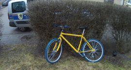 Straż miejska znalazła rower. Przypomina także o oznaczeniach domów