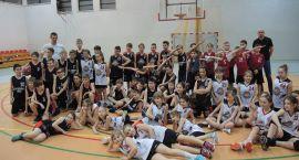 Grali najmłodsi koszykarze z regionu