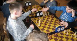 Szachy: Mistrzostwa Szczecinka na półmetku