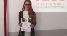 Sandra Wirkus z II miejscem w województwie