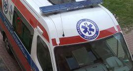 Borne Sulinowo: Karetka musiała przyjechać aż z Barwic