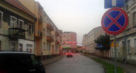 Koniec parkowania przed światłami