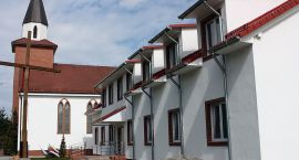 Budowa hospicjum w Szczecinku została zakończona. Trzeba dokończyć jego wyposażanie