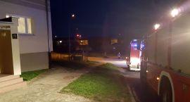Alarm gazowy na ul. Łódzkiej