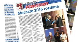 Serwis Powiatowy - kwiecień 2017