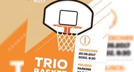 Trójki koszykarskie zagrają za ratuszem