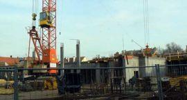 Szczecinek w trakcie budowy