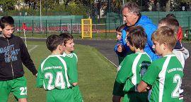 Piłka młodzieżowa: Zwycięstwo młodzików, remis trampkarzy starszych i porażka młodszych
