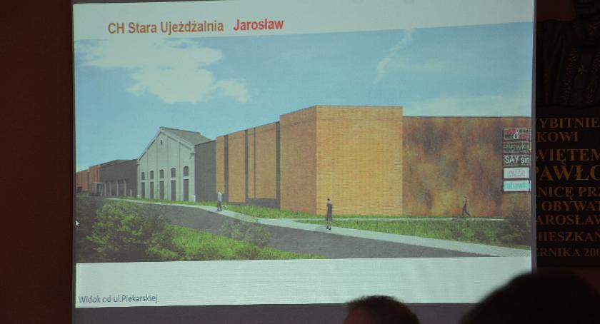 Samorząd, Kładka pieszych galerii Grodzką - zdjęcie, fotografia