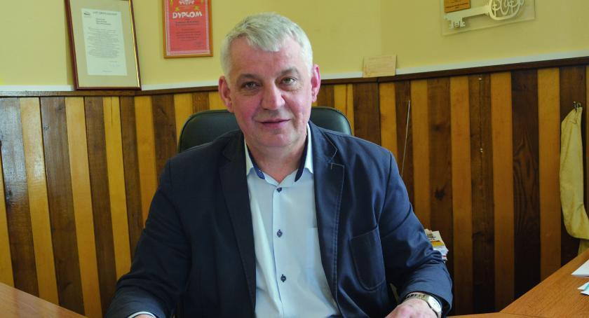 zdjęcie: Wywiad z wójtem gminy Roźwienica