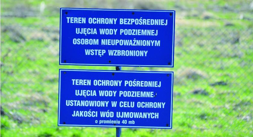 Borówkowe pole i perypetie wójta Andrzeja Czyża
