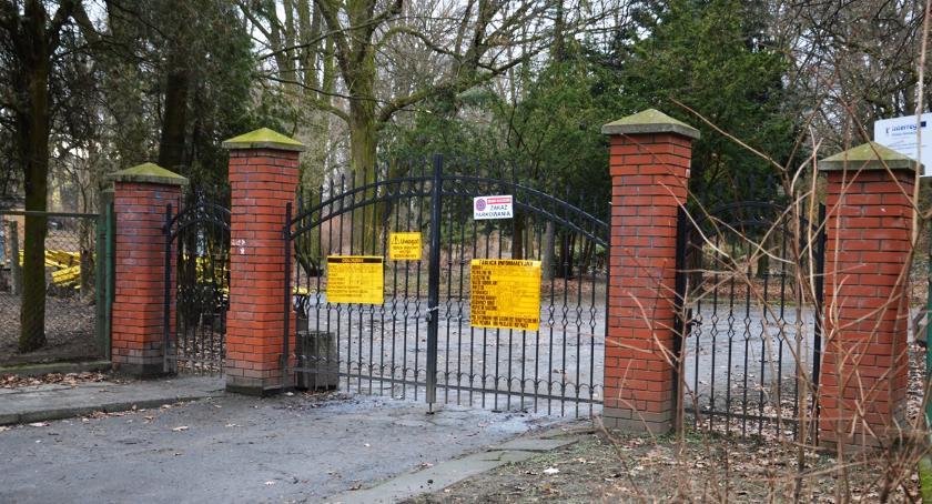 Skandal w parku. Uszkodzili kilkadziesiąt drzew!