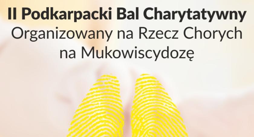 Wydarzenia, Podkarpacki Charytatywny Rzecz Chorych Mukowiscydozę - zdjęcie, fotografia