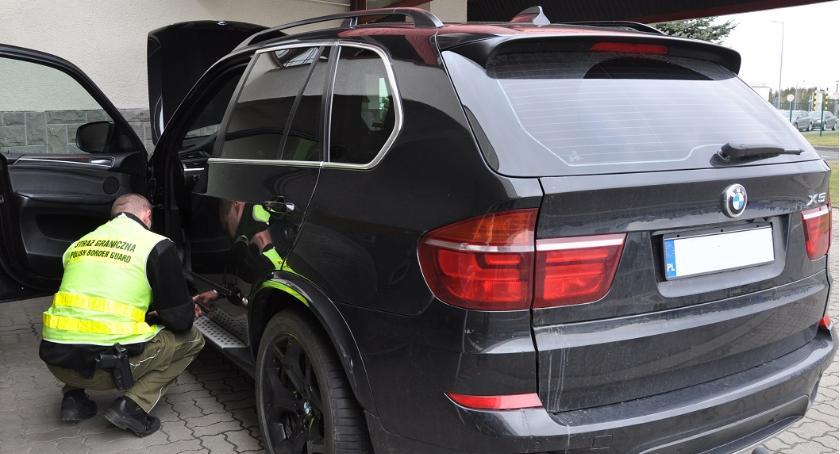 Zdarzenia, Poszukiwane przez Interpol zatrzymane Korczowej - zdjęcie, fotografia