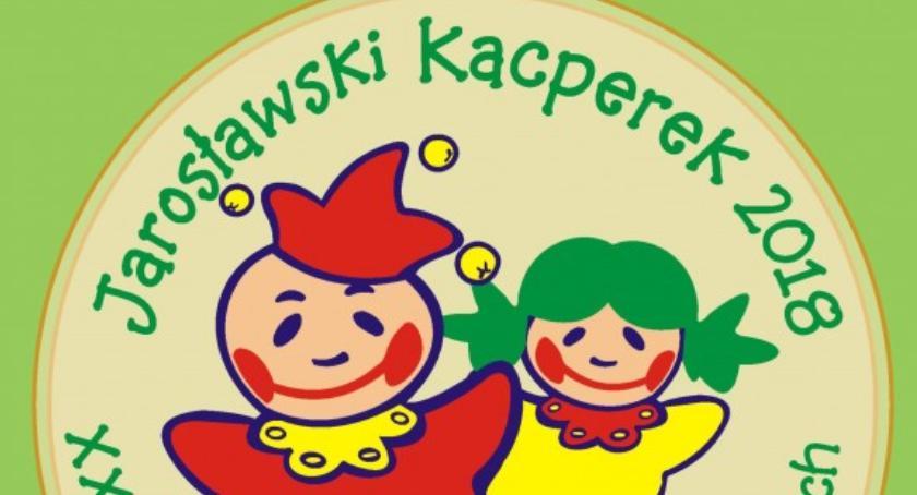 """Wydarzenia, Przegląd Szkolnych Teatralnych """"Jarosławski Kacperek - zdjęcie, fotografia"""