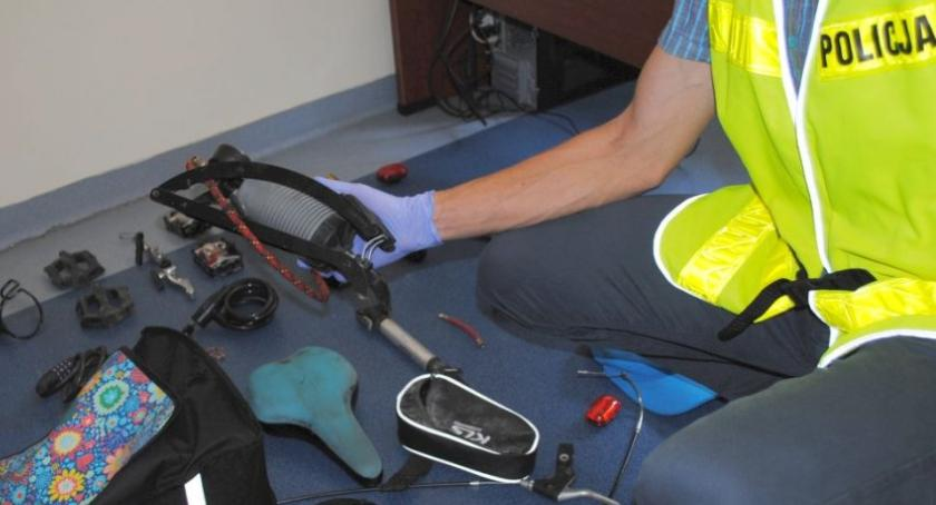 Zdarzenia, Włamywał piwnic kradł rowery - zdjęcie, fotografia