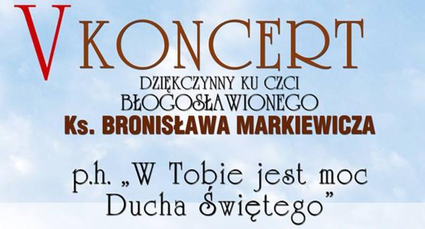 Wydarzenia, Koncert Dziękczynny - zdjęcie, fotografia