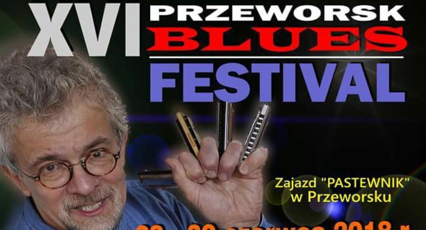 Wydarzenia, Przeworski Blues Festiwal - zdjęcie, fotografia