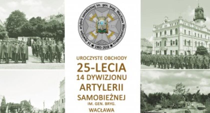 Wydarzenia, Inauguracja obchodów lecia Dywizjonu Artylerii Samobieżnej Jarosławiu - zdjęcie, fotografia