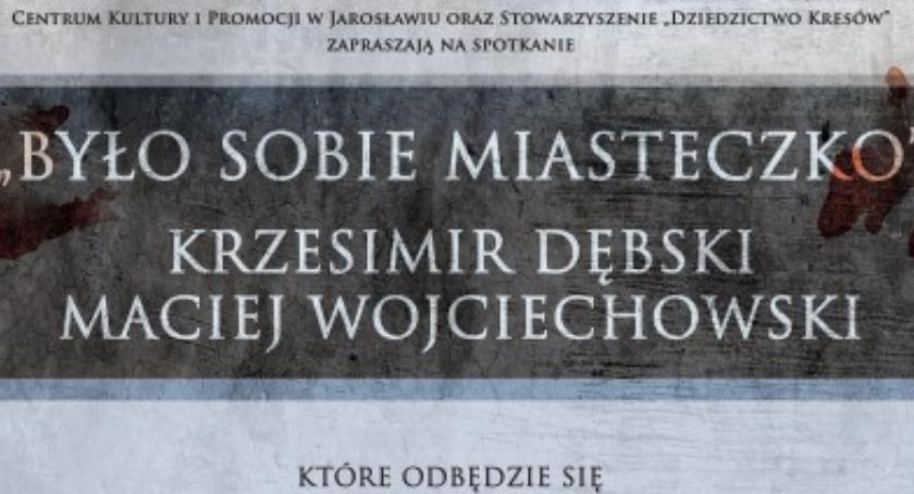 Wydarzenia, Spotkanie Krzesimirem Dębskim Maciejem Wojciechowskim - zdjęcie, fotografia
