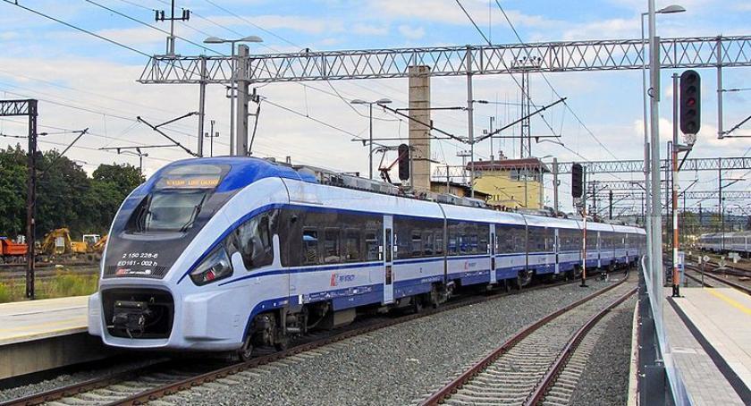 Bezpieczne wakacje na kolei