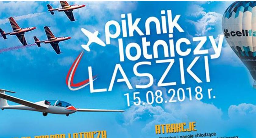 Wydarzenia, Piknik Lotniczy Laszkach - zdjęcie, fotografia