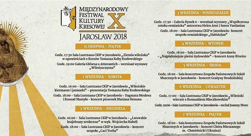 Wydarzenia, Międzynarodowy Festiwal Kultury Kresowej - zdjęcie, fotografia