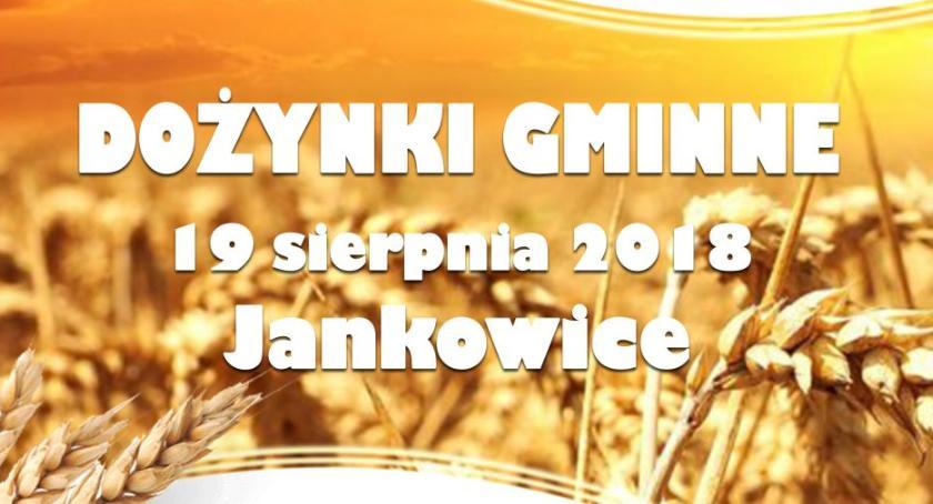 Wydarzenia, Dożynki Gminne Jankowicach - zdjęcie, fotografia